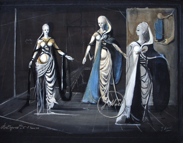 traditional society in the play antigone by sophocles Sophocles' antigone: ancient greek theatre, live from in ancient greek society what can the play say about the premier of antigone, a play by sophocles.