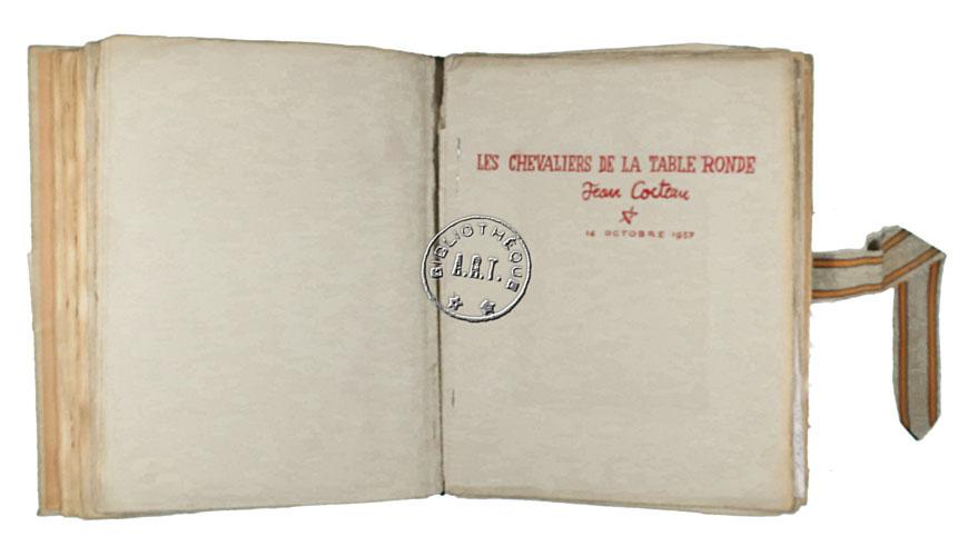 Les archives du th tre de l 39 uvre 1932 1941 - Parole de chevalier de la table ronde ...