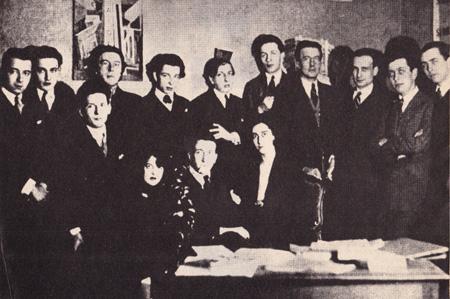 Les Surréalistes en 1924