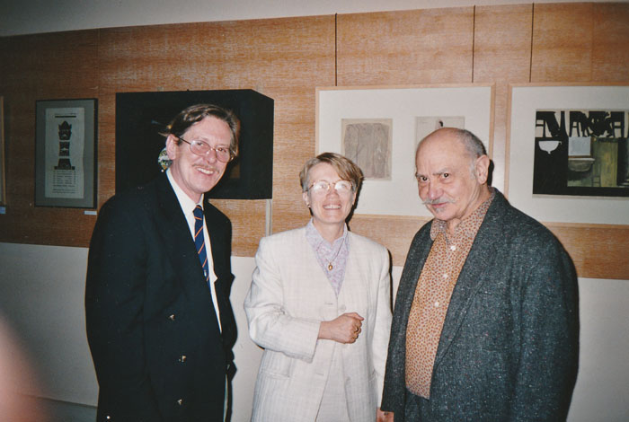 Roger Jouan, Marie-Odile Gigou et Georges Richard